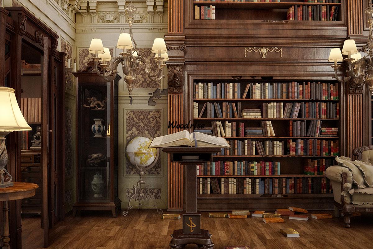 """Все, что вы хотели знать о мебели в викторианском стиле!"""" - ."""